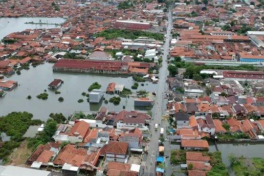 Banjir Kota Pekalongan tewaskan  enam orang