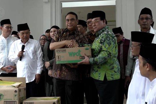 DMI salurkan 2 juta karbol untuk 100 ribu masjid di Indonesia