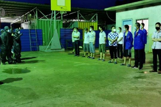 DPRD Sultra desak pihak terkait pulangkan 49 TKA China