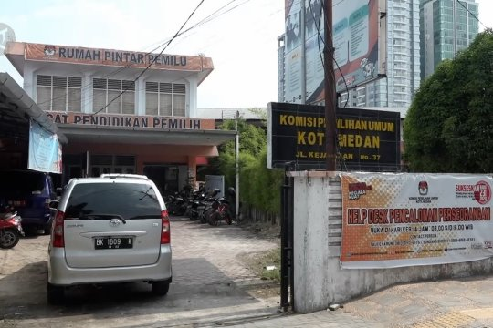 KPU Medan pastikan jadwal Pilwalkot Medan sesuai jadwal