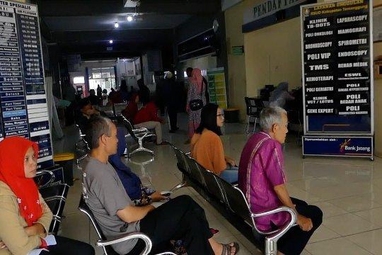 Pemkab Temanggung berikan bantuan dana tunai kepada PDP COVID-19