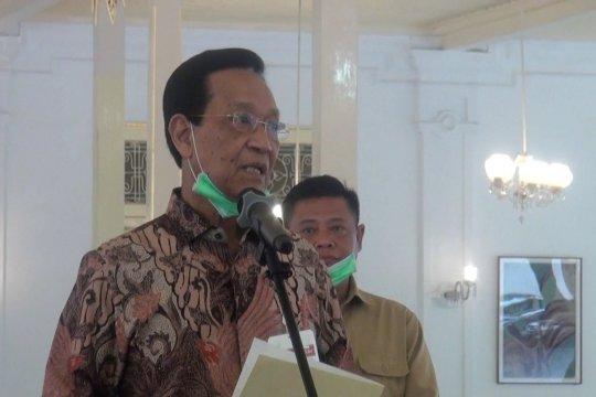 Sultan HB X sampaikan pesan kepada warga DIY terkait COVID-19