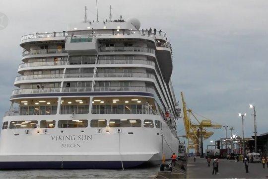 Akhirnya Kapal Pesiar Viking Sun hanya boleh isi logistik