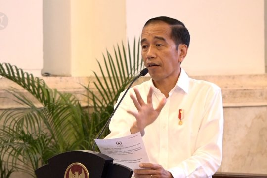 Presiden minta Kemendag kalkulasi bahan makanan jelang Ramadhan