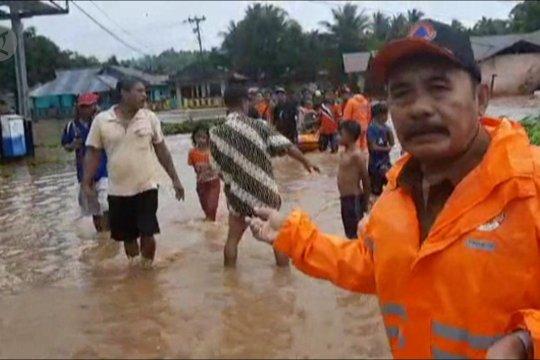 Tiga Kecamatan di Halmahera Utara terendam banjir