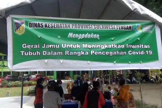 Dinkes Palu buka gerai jamu gratis untuk warga