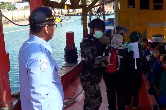 KKP kembali tangkap 5 kapal ikan asing di Natuna