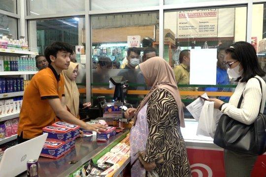 Pasar Jaya masih sediakan 1 juta masker murah per hari