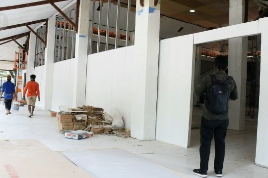 Pemkot Tangerang tingkatkan kapasitas RSUD dengan siapkan RS darurat