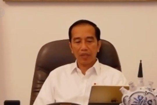 Presiden minta landasan hukum baru BPJS Kesehatan