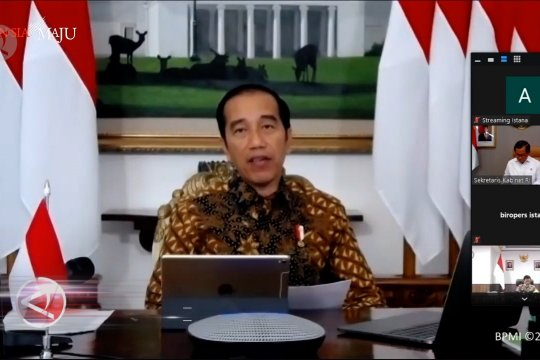 Presiden minta pemda awasi warga yang terlanjur mudik