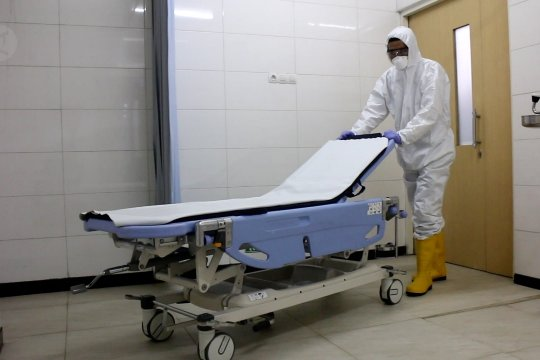 RS PHC Surabaya siagakan penanganan pasien COVID-19