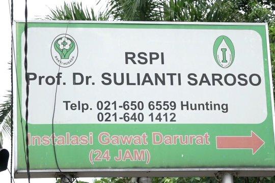 RSPI Sulianti Saroso tambah ruang rawat pasien COVID-19