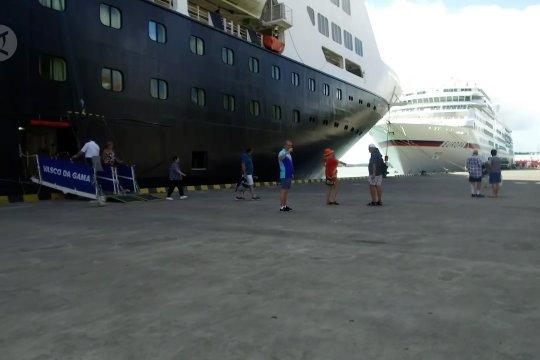 Surabaya tolak kunjungan kapal pesiar Viking Sun
