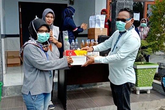 Wartawan di Malut dapat perhatian simpatik dari Satgas COVID-19