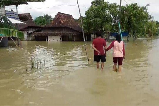 Dua bulan terakhir 944 kejadian bencana alam terjadi di Jateng