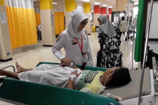Selama dua bulan 17 orang di Jateng meninggal dunia akibat DBD