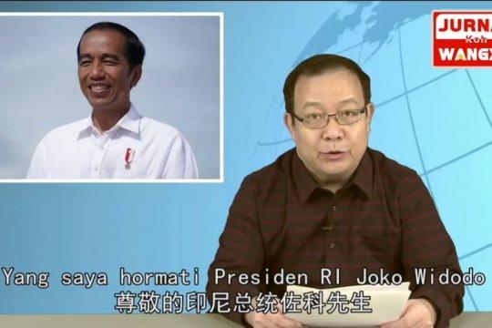 Surat dari seorang Warga Negara China untuk Presiden Jokowi