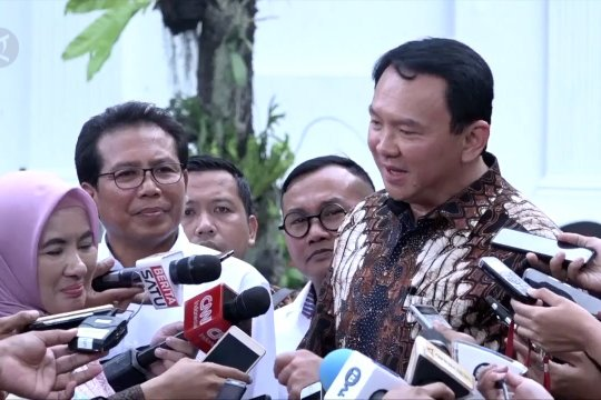 Ahok disebut jadi kandidat Kepala Badan Otorita IKN