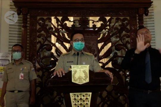 Anies surati pemerintah pusat minta karantina Jakarta