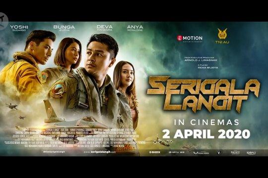 Cerita Deva Mahenra, Prabu Revolusi & Thomas Sparringa syuting film Serigala Langit