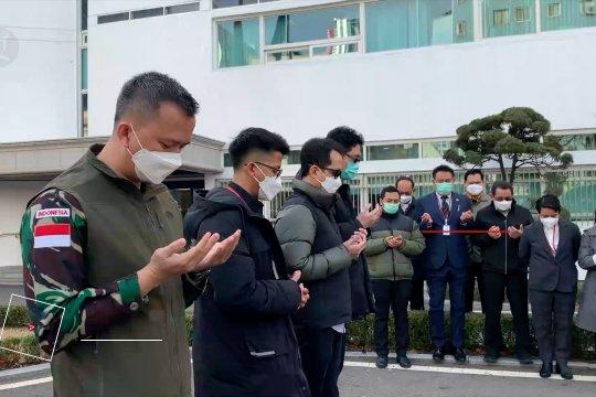 Dubes RI untuk Korsel lepas Tim Posko Aju gelombang dua di Daegu