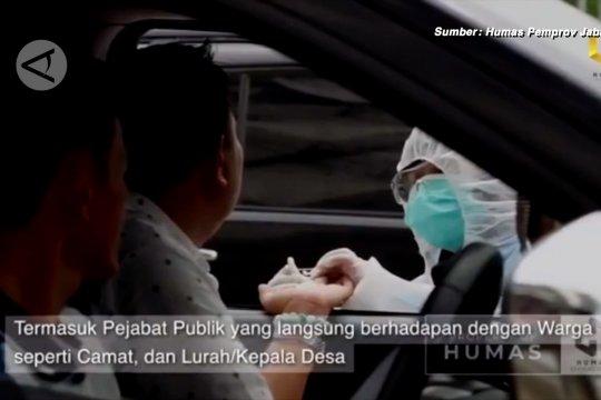 Jawa Barat gunakan