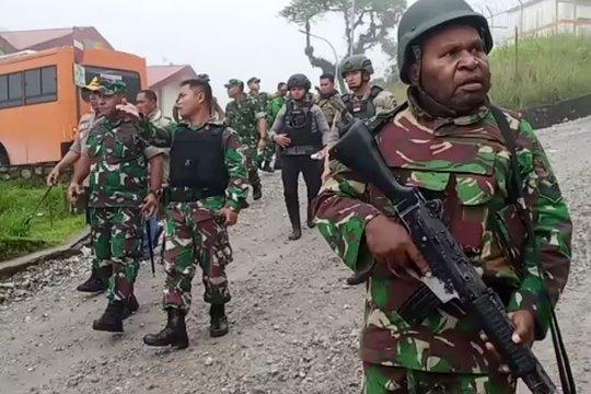 TNI-Polri siaga hadang KKB memasuki wilayah tambang Freeport