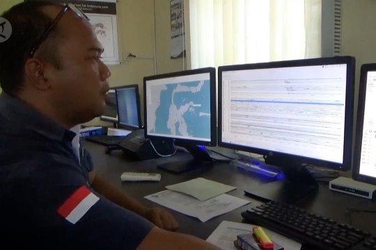16 sensor pendeteksi gempa di Sulteng telah beroperasi
