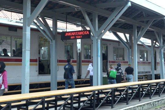 Empat stasiun berlakukan aturan baru untuk ojol, opang, bajaj dan TransJakarta