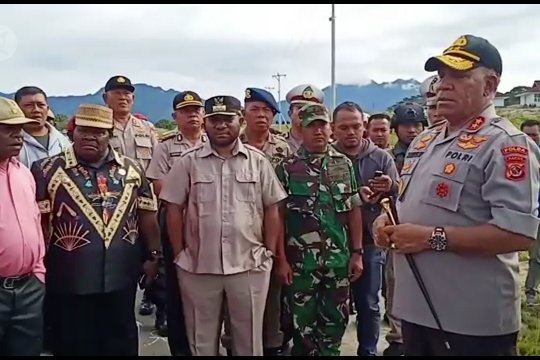 Kapolda Papua pastikan kasus kematian akibat amuk massa diusut tuntas