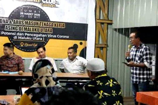 Pemprov diminta cegah TKA masuk ke Malut