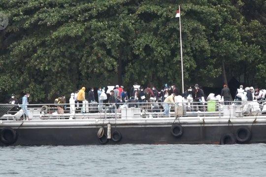 Seorang WNI kapal Diamond Princess batal diobservasi