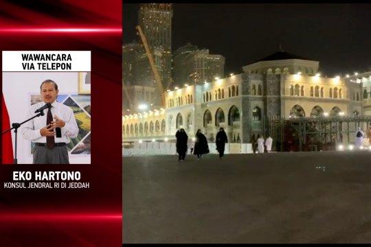 KJRI Jeddah bantah umrah dan haji ditiadakan sepanjang 2020