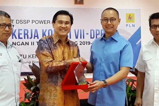 Komisi VII DPR tinjau pasokan listrik Sultra