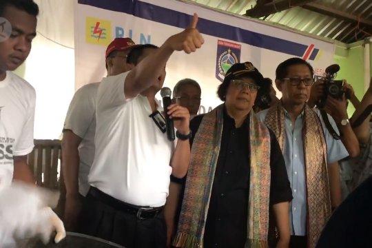 Pelet sampah TPA Kebon Kongok jadi substitusi batubara PLTU Jeranjang