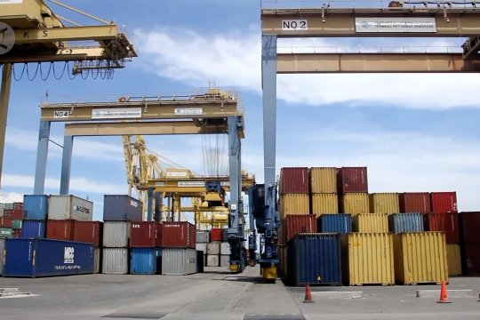 Presiden dorong perbaikan ekosistem logistik nasional