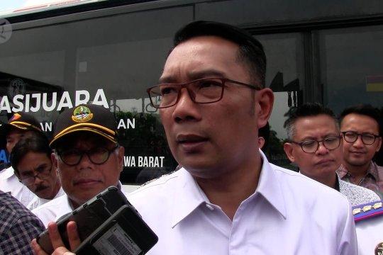 Ridwan Kamil minta warga Sukabumi waspadai gempa susulan