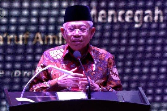 Wapres ungkap orang Italia produksi film tentang Islam di Indonesia