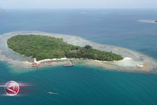 WNI kru Kapal Diamond Princess tiba di Pulau Sebaru Kecil Senin
