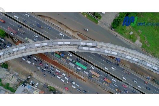Integrasi antar moda transportasi untuk efisiensi
