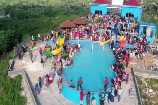 Sensasi Waterboom Puncak Masalili, potensi wisata Muna