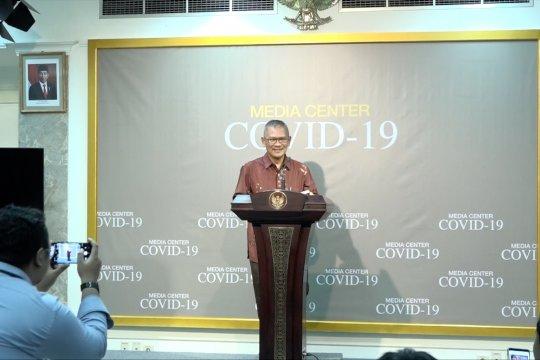 Dua pasien COVID-19 Indonesia sembuh, satu WNA meninggal dunia