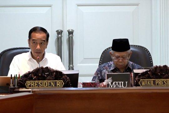 Jokowi minta biaya logistik antar pulau diturunkan