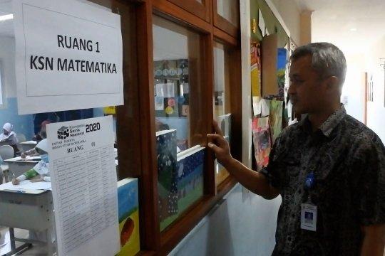 Menjaring siswa berprestasi melalui Kompetisi Sains Nasional