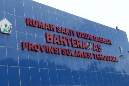 Pulang umrah, dua warga Sultra dirawat di ruang isolasi RS Bahtera Mas