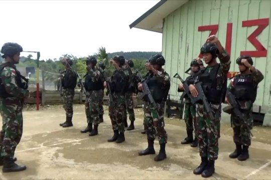 Terjadi kontak senjata TNI & KKSB di Pegunungan Bintang Papua