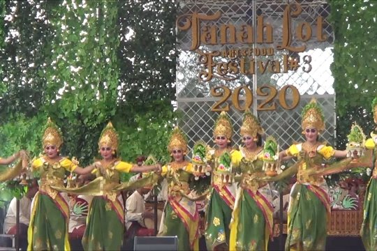 Upaya menjaga pamor wisata Bali dengan gelaran festival