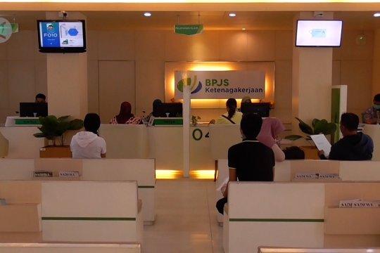 BP Jamsostek Batam Nagoya jamin pekerja WFH