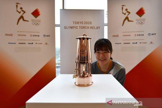 Panitia Tokyo 2020 kecam parodi logo Olimpiade